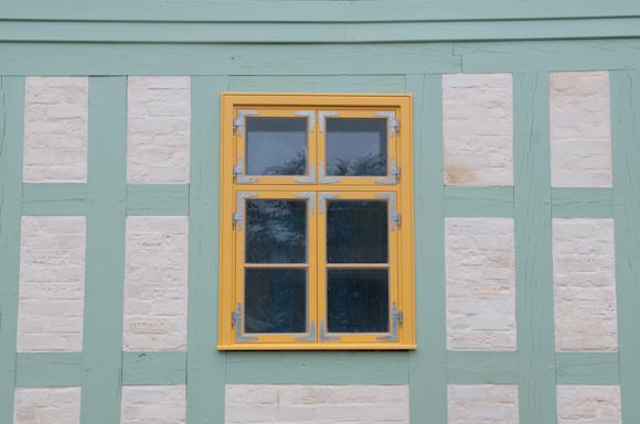 Fenster, Nordseite